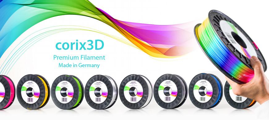 Corix3D PLA Filament