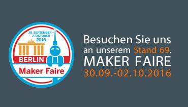Maker Faire Berlin 2016