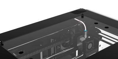 3D-Drucker innovatives Drucksystem